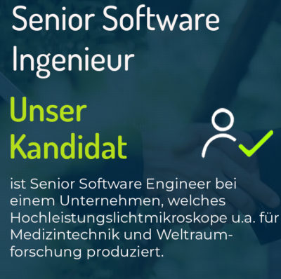 Senior Software Ingenieur