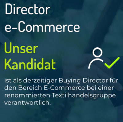 Director e-Commerce