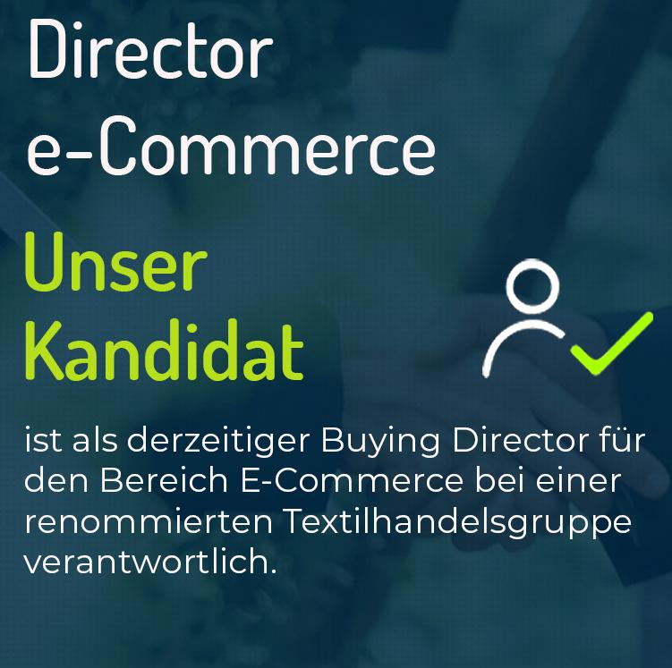 Director e-Commerce